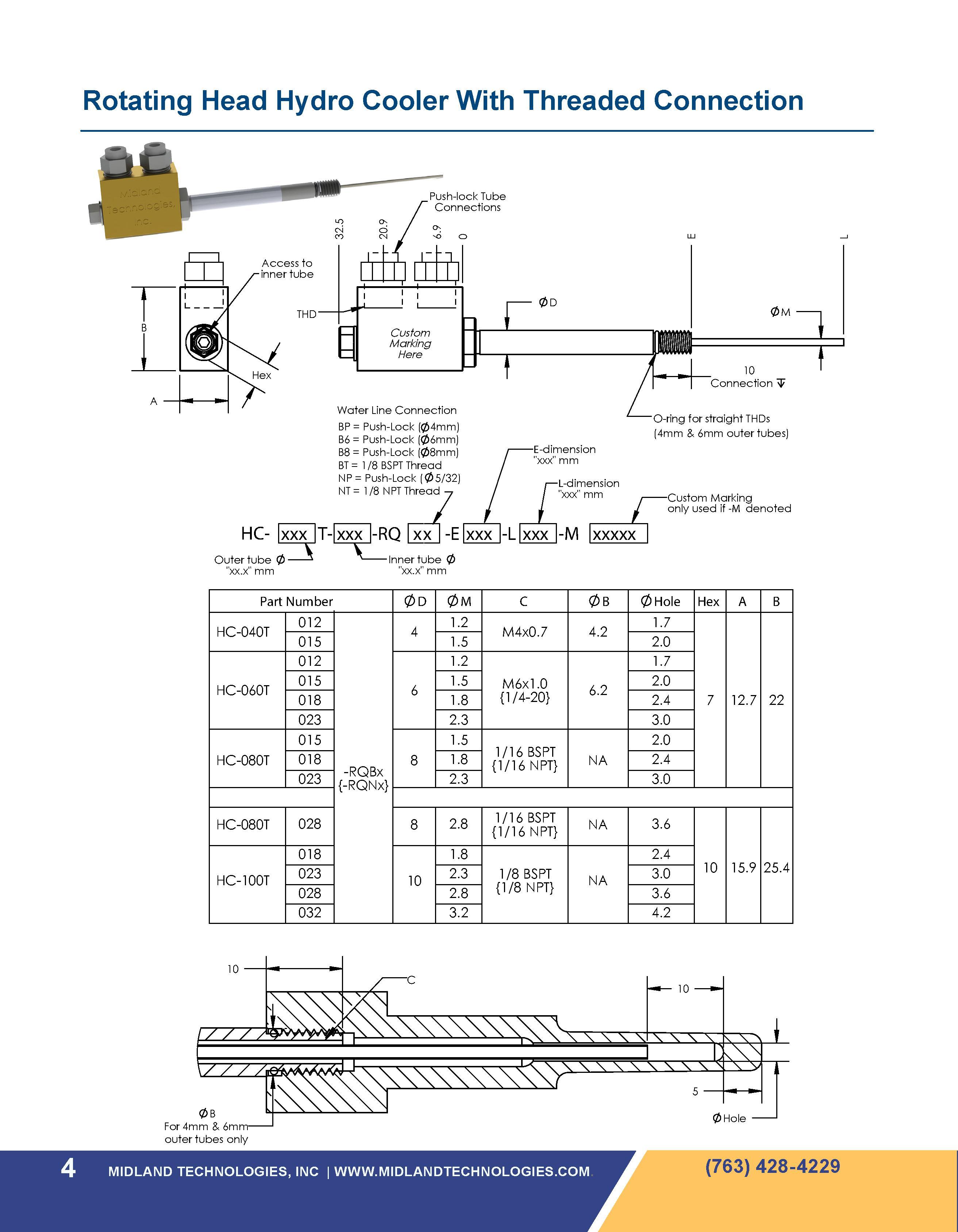 High Velocity Hydro Coolers – Midland Technologies, Inc
